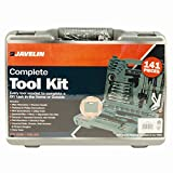 Complete Tool Kit with 141 Pieces in Tools for a Dream DIY Tool Box!