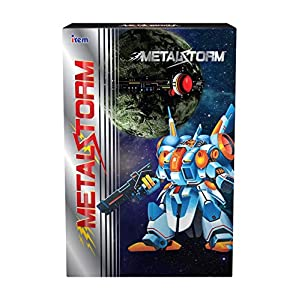 Metal Storm (Standard Edition) for Nintendo NES 8-Bit – Standard Edition [ ]
