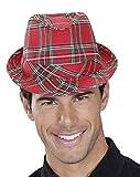 """Mondial-fete - Chapeau écossais chic""""scottish"""""""