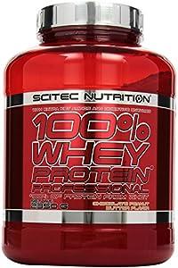 Scitec Nutrition Whey Protein Professional, Schokolade-Erdnussbutter, 1er Pack (1 x 2,35 kg)