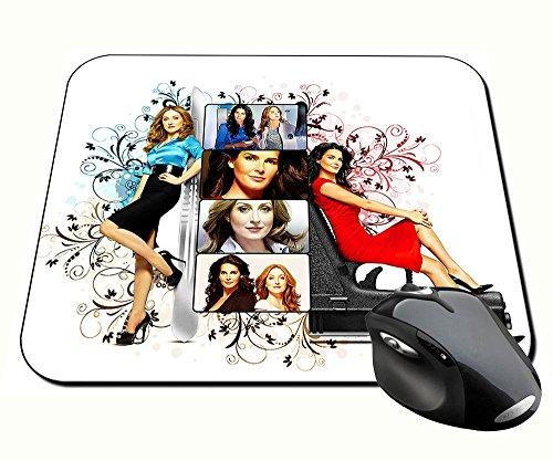 Preisvergleich Produktbild Rizzoli & Isles Angie Harmon Sasha Alexander A Mauspad Mousepad PC