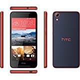 "HTC Desire 628 - Smartphone libre Android (4G LTE, 5"" Full HD, cámara de 13 MP, 2 GB de RAM, memoria interna de 16 GB, NanoSIM), color azul"