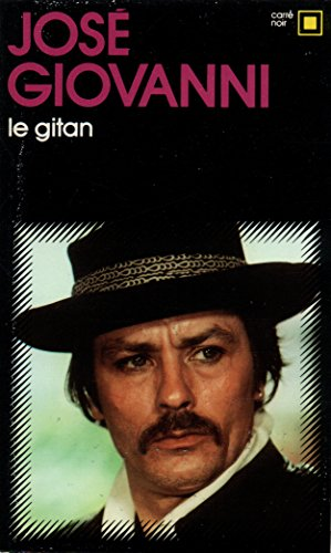 Le Gitan (Carré Noir) por José Giovanni