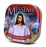The Unemployed Philosophers Guild Jesus Messiah Mints - 1 Tin of Mints