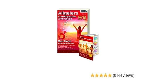 Allgeiers Astrologisches Jahresbuch 2016: Amazon.de: Michael ...