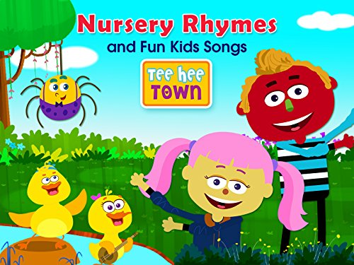Nursery Rhymes And Fun Kids Songs by Teehee Town