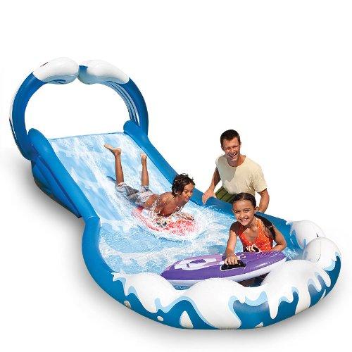 Wasserrutsche - Intex - Wellenreiter