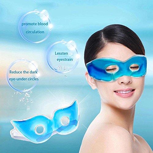 NEWSTARTS 1 pc Schlaf Zubehör Eis Auge Gel Patch Sommer Schönheitspflege Casual beseitigen Augen Müdigkeit Augen Tasche Kosmetik