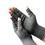 Best Arthritis Gloves - Arthritis Gloves, Finlon Thermal Fingerless Gloves Arthritis Fingerless Review