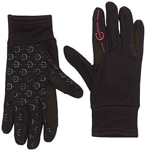 Covalliero Handschuhe Winterhandschuhe Inari, Black, XXS