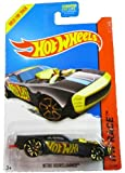 Hot Wheels - 2014 HW Race 159/250 - Thrill Racers - Nitro Doorslammer (black)