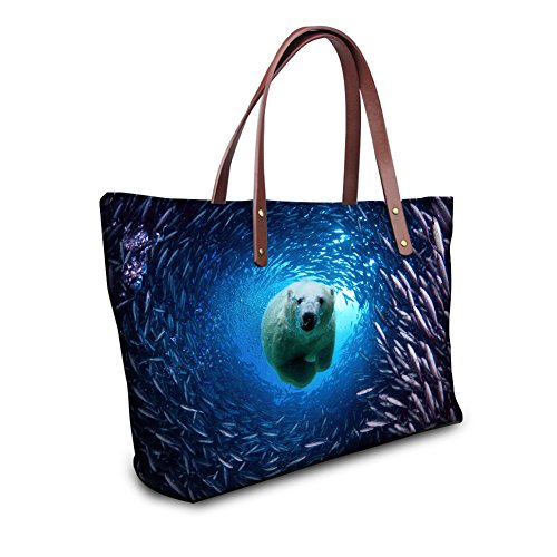 showudesigns, Borsa tote donna Multicolore color 1 color 1