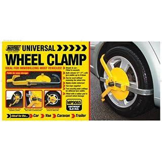 Maypole MP9065 Universal Wheel Clamp