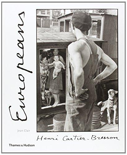 Henri cartier-bresson european editado por Thames & Hudson