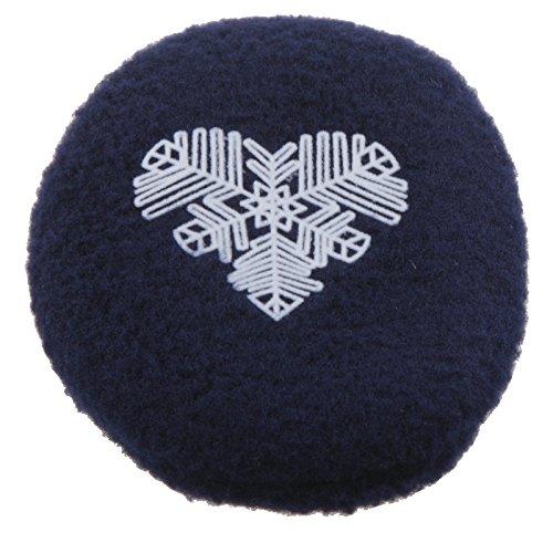 Earbags Ohrenwärmer Fashion, Herz Marineblau, M