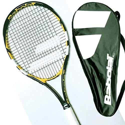 Babolat Reflex 105 - Tennisschläger besaitet + Schlägerhülle - - Tennisschläger Schlägerhülle Für