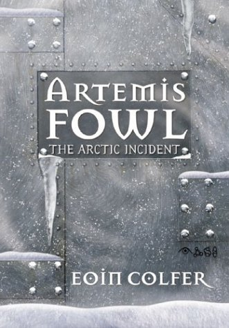 Book cover for The Arctic Incident
