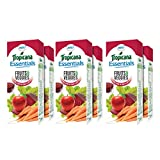 #1: Tropicana Essentials Fruits & Veggies Juice 200ml each (Pack of 6)