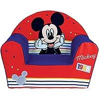 Fun House 713012Disney Mickey–Sillón de Espuma para niños