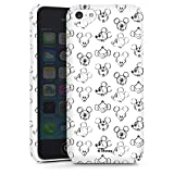 Apple iPhone 5c Hülle Premium Case Cover Disney Mickey Mouse Vintage