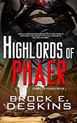 Highlords of Phaer (Empire of Masks Book 1) (English Edition)