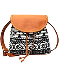 Ankit Fashion Women's Sling Bag Set Of 4 (Multicolor,Bnb316Ly-Bwb)