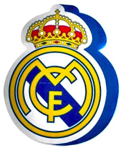 Real Madrid Cojin 3D Escudo
