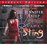 [ [ DEADLY STING (ELEMENTAL ASSASSIN BOOKS) BY(ESTEP, JENNIFER )](AUTHOR)[COMPACT DISC]