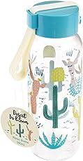 Rex International Kinder Trinkflasche Wasserflasche Kaktus Mini