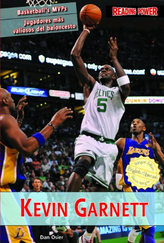 Kevin Garnett (Basketball's MVPs / Jugadores mas valiosos del baloncesto) por Dan Osier