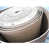 IMPRINT'S corrugated sheet 3 meters x 15 inches. Excellent item for packing/works as shokabsorber, can be used for Craft DIY