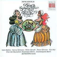 Die lustigen Weiber von Windsor (The Merry Wives of Windsor): Act I: Recitative: So geht indes hinein (Reich, Sparlich, Cajus)