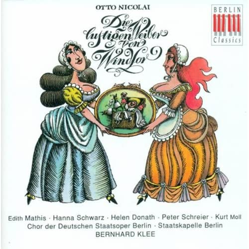 Die lustigen Weiber von Windsor (The Merry Wives of Windsor): Act III: Dialogue: Nun, Herr Ritter (Narrator)
