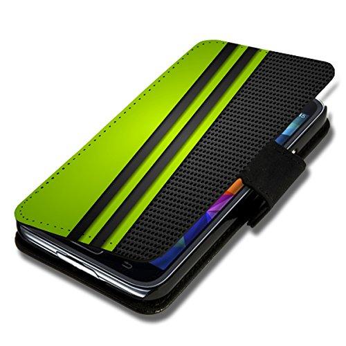 sw-mobile-shop Book Style Flip Handy Tasche Case Schutz Hülle Schale Motiv Foto Etui für LG L Bello - X3 Design3