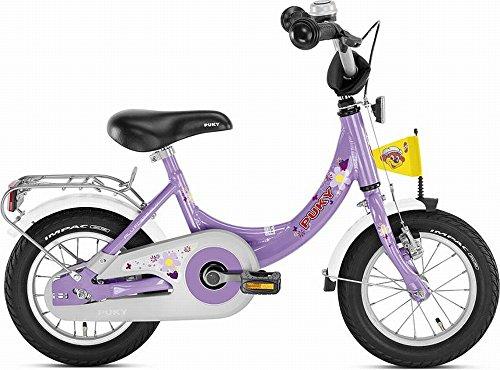 RennMaxe Kinderfahrrad - ZL 12-1 Alu - Zweirad - Flieder Set