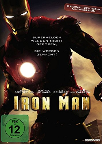 Iron Man (Deutsche Kino-Version)