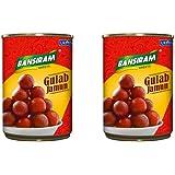Bansiram Gulab Jamun (Pack of 2-500g) -1kg