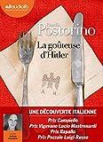 La Goûteuse d'Hitler - Livre audio 1 CD MP3