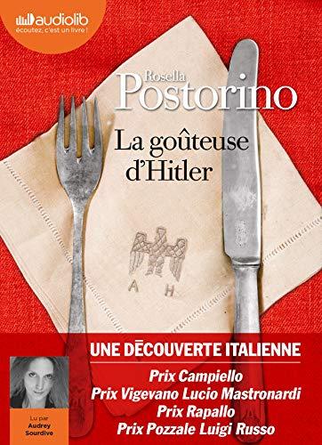 La Goûteuse d'Hitler: Livre audio 1 CD MP3