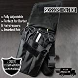 Forbici da parrucchiere, forbici Tool Belt Scissor Holder/cintura borsa - Best Reviews Guide