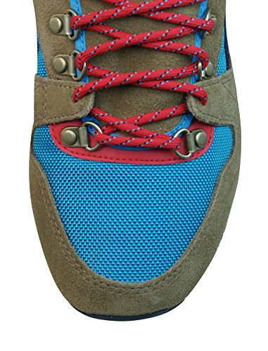 Reebok GL 6000 Mid Thatch Blue Red Sneaker Thatch Blue Red