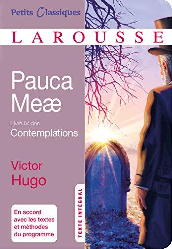 Pauca Meae par Victor Hugo
