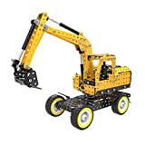 TAOtTAO Mechanical Digger Set 502 pcs Car Model 3D Puzzle Kid Toy STEM Education Toy
