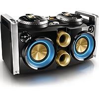 Philips FWP3200D 300W Dual DJ-Dock Hi-Fi - Black **Exclusively on Sunday Electronics**