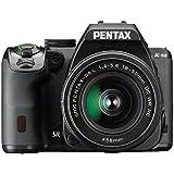 Pentax K-S2 20MP equipo de DSLR WR 18-50mm (negro)