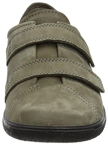 Hotter Leap, Chaussures Femme Beige (Dark Stone)