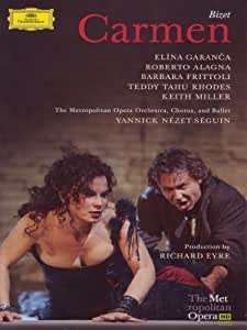 Bizet: Carmen (Yannick Nezet-Seguin and Elina Garanca) [DVD] [2010] [NTSC]
