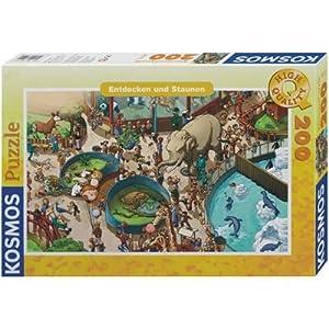 KOSMOS - Rompecabezas de 200 Piezas (33.4x22.8 cm)