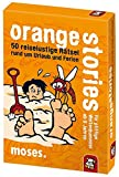 Moses Verlag - Black stories junior: orange stories