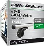 Rameder Komplettsatz, Dachträger ProBar für Opel Astra G Stufenheck (115545-03878-22)